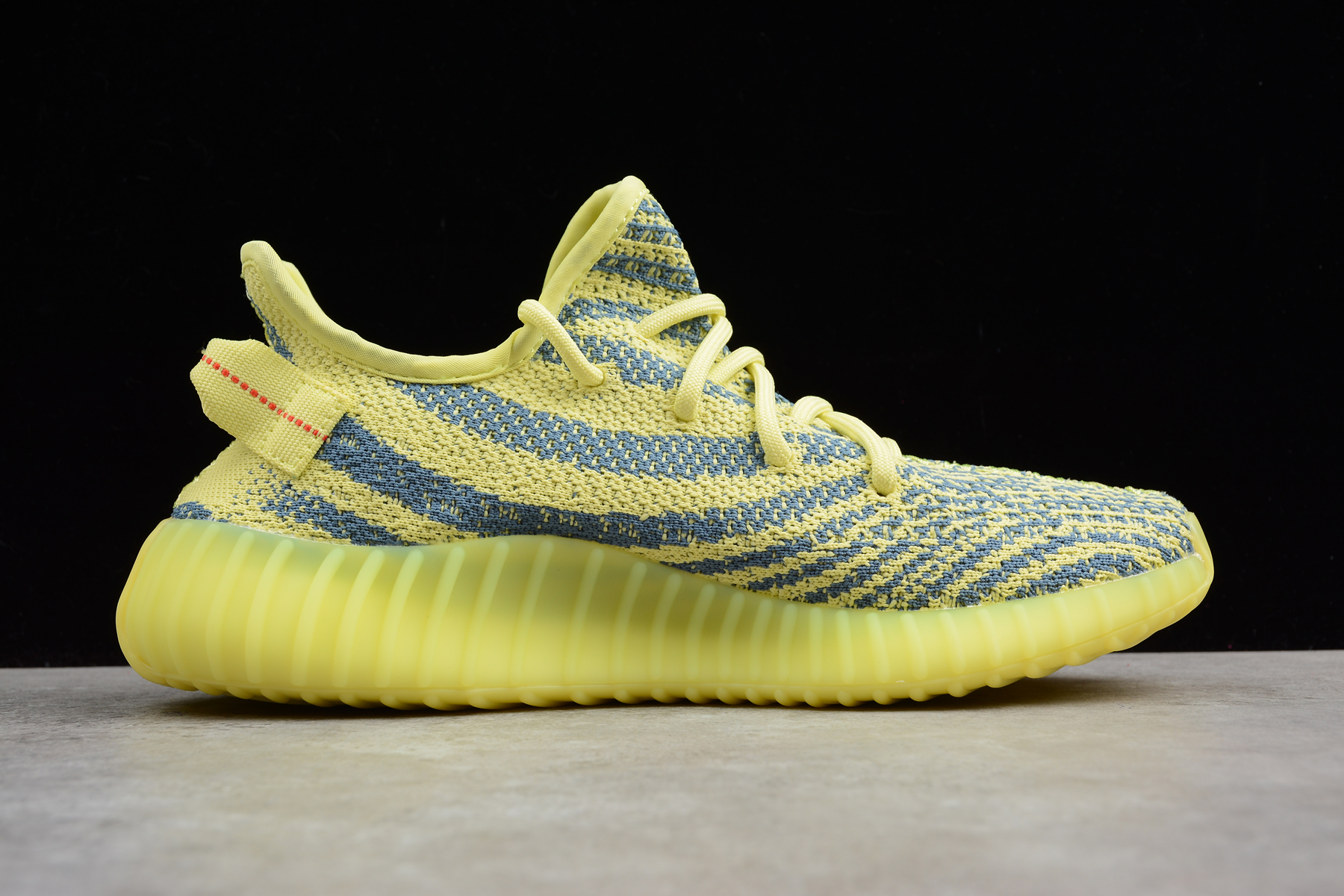 Giày Adidas Yeezy Boost 350 V2 Semi Frozen Yellow B375725
