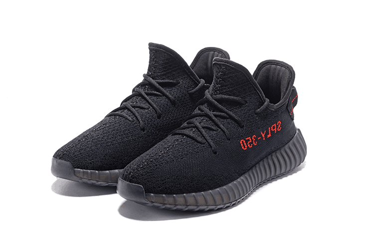 Giày Adidas Yeezy Boost 350 V2 Real Boots Core Black Red CP 96527