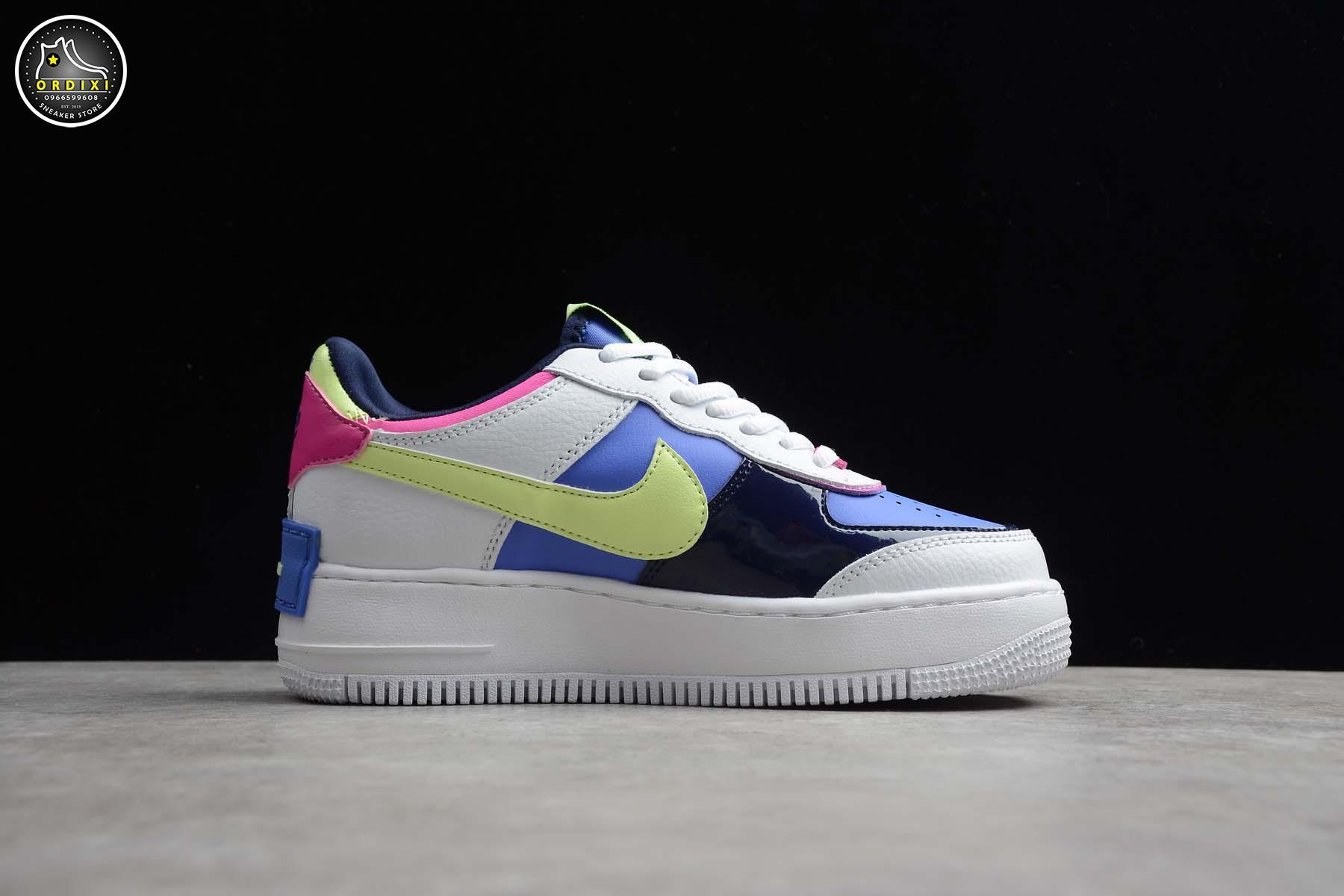Nike Air Force 1 Shadow Sapphire White Cj1641 100 Ordixi Com Nike air force 1 '07 se 女子運動鞋. nike air force 1 shadow sapphire white cj1641 100 ordixi com